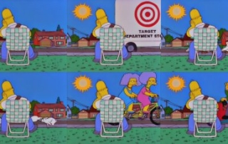 Waiting, simpsons