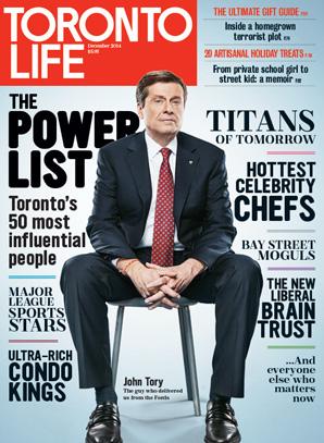 Toronto Life's 2014 Gift Guide
